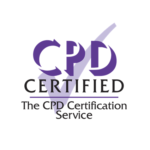 This course is CPD certified