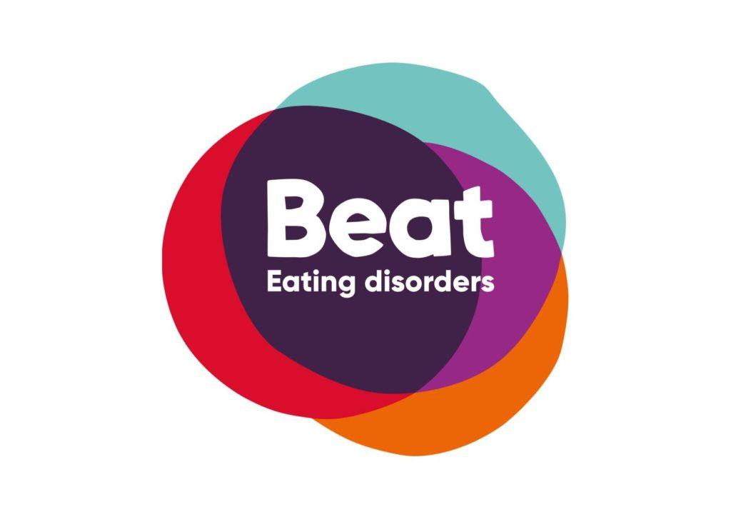 Beat logo, reads: Beat Eating disorders